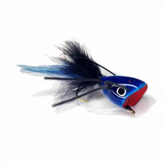 Bass Popper - Blue