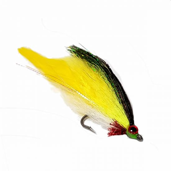 LEFTY DECEIVER FL.YELL/WH 3/0