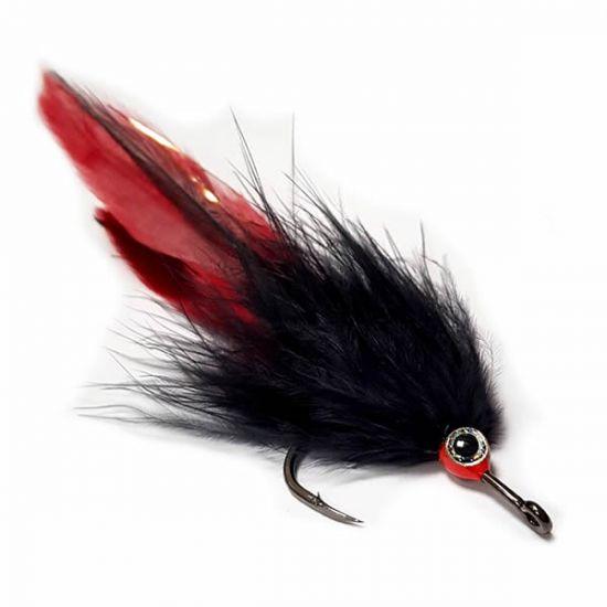 Tarpon Black/Red - 600SP 3/0