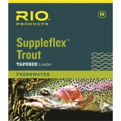 Suppleflex Trout Leader - 9ft
