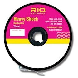 Heavy Shock Saltwater Tippets