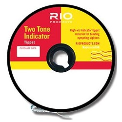 Two Tone Indicator Tippets