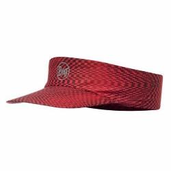 Visor Run - Jam Red/Red
