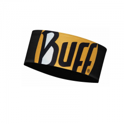 Headband - Logo Black