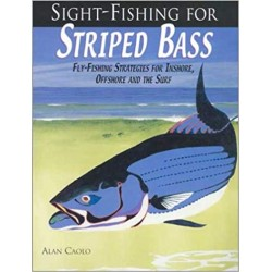 Sight-Fishing for Striped Bass