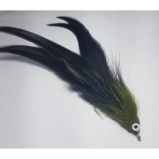 Dorado Black/Olive - 3/0