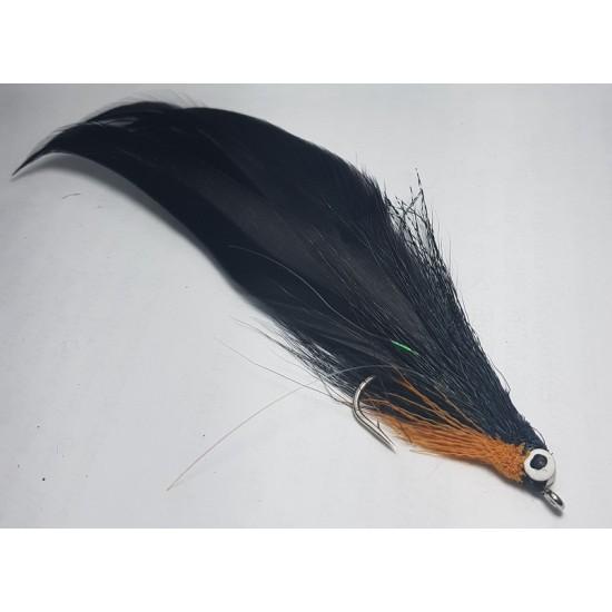 Dorado Black/Orange - 3/0