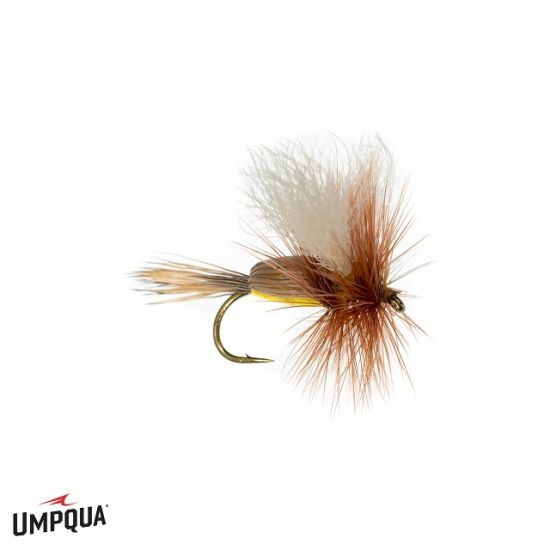 Humpy Royal / Yellow - Umpqua