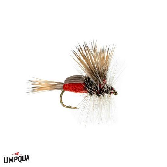 Humpy Red - Umpqua