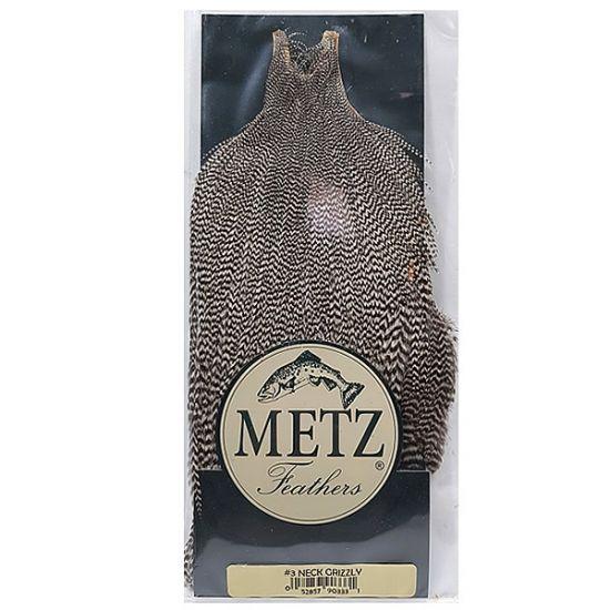 Cuello Metz - Grado 3