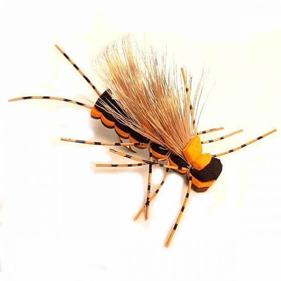 Tarantula Black/Orange - 8