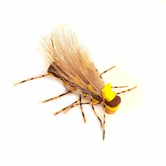 Tarantula Brown/Yellow - 8