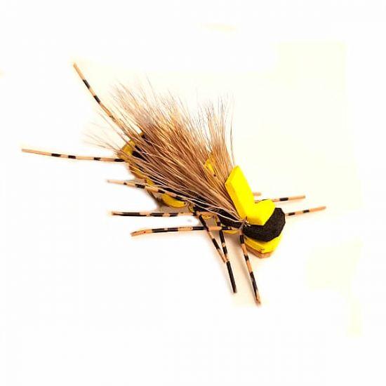 Tarantula Black/Yellow  - 8