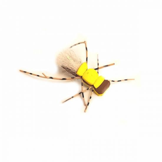 Fat Albert - Brown / Yellow