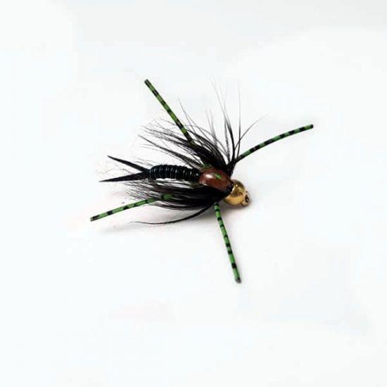 Jumbo John - Black / Green