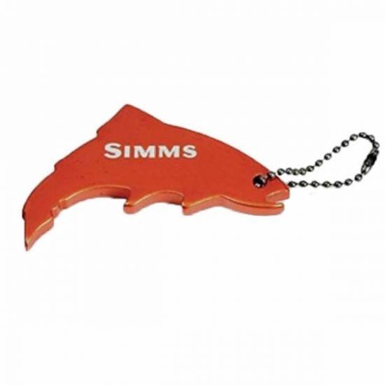 Llavero Simms Logo