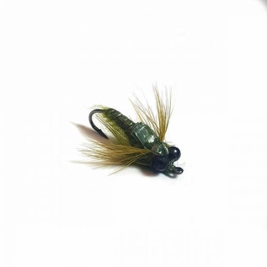 Dragon fly - Olive