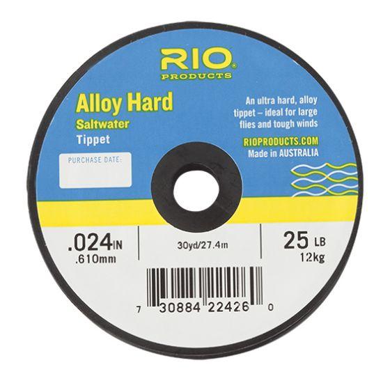 Tippet RIO Alloy Hard