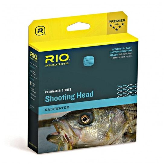 Braided Core Shooting Head