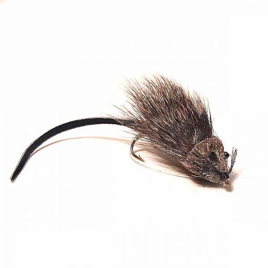 Mouse Rat Dark Grey - Trout