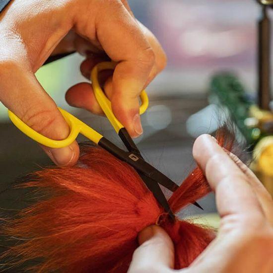 "Tijera Ergo Hair 4.5"" - Loon"