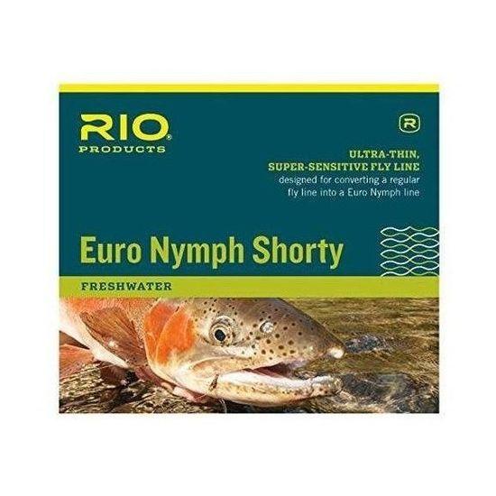 Tip Euro Nymph Shorty